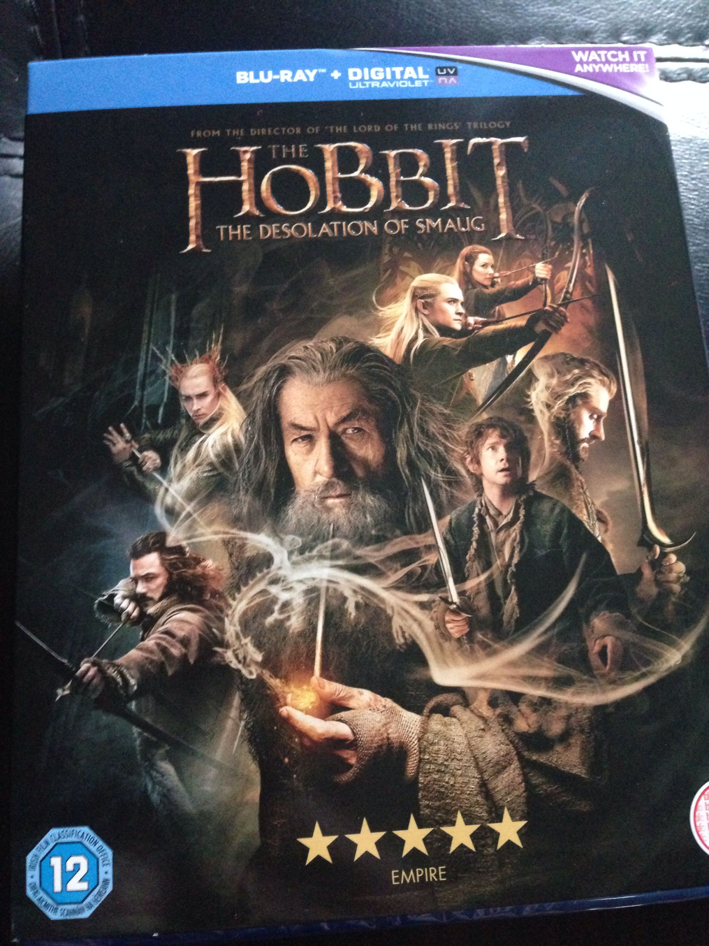 Aww yeah #hobbit #smaug tonight we watch this Beauty