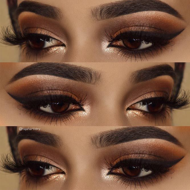 Makeup Ideas And Tips For Different Eye Shapes See More Https