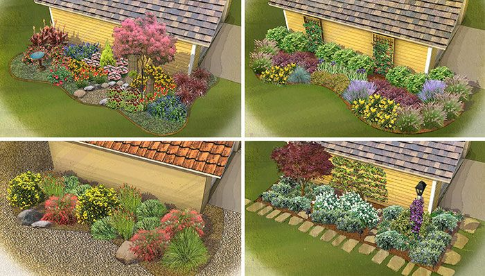 If You Ve Got A Garage Shed Or Even A House With Bare Ground Nearby You May Be Missing An Opportunity Str Garden Design Plans Garden Planning Garden Design