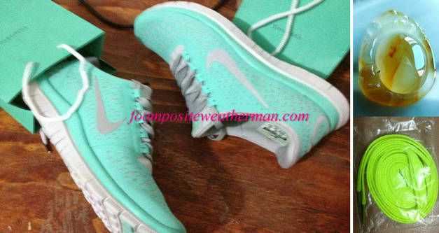 Nike Free 3.0 V4 Tiffany Blue 2013 New Running Shoes