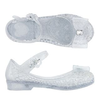 The Hussy London Housewife: Win a pair of children's Holster Jelly shoes