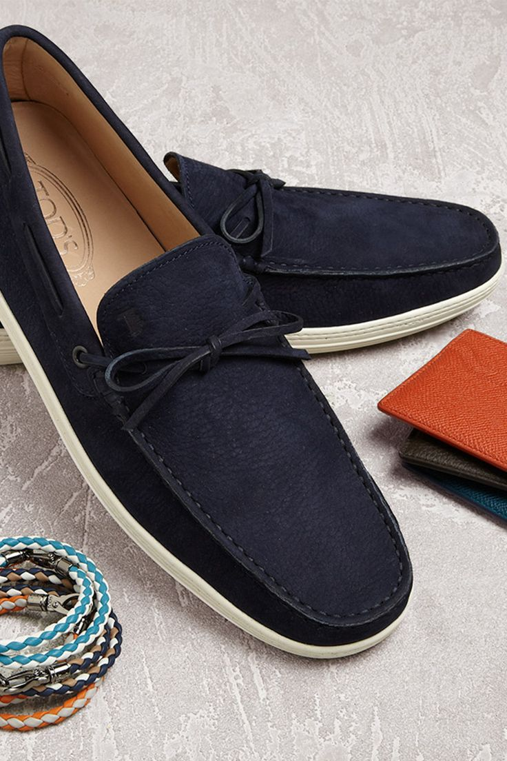 4b03b1051b Go bold or go home with new shoes   accessories by Tod s.  SaksMen ...