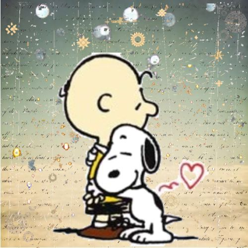 Snoopy Love You