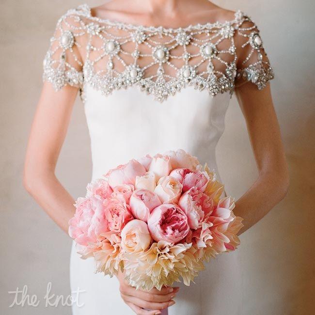 peonie rosa per un bouquet per la sposa