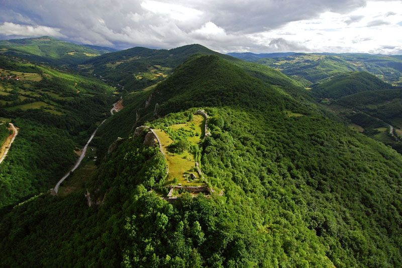 Ras fortress, Novi Pazar, Serbia. | Beauty | Serbia travel ...