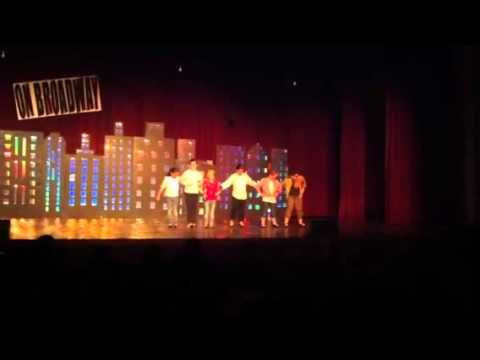 Mary Poppins Chim Chimney Step In Time Tap Performan