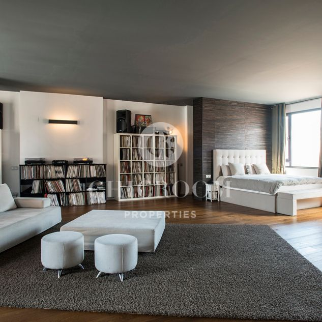 Loft Apartment For Sale In Poblenou Barcelona. • This Huge