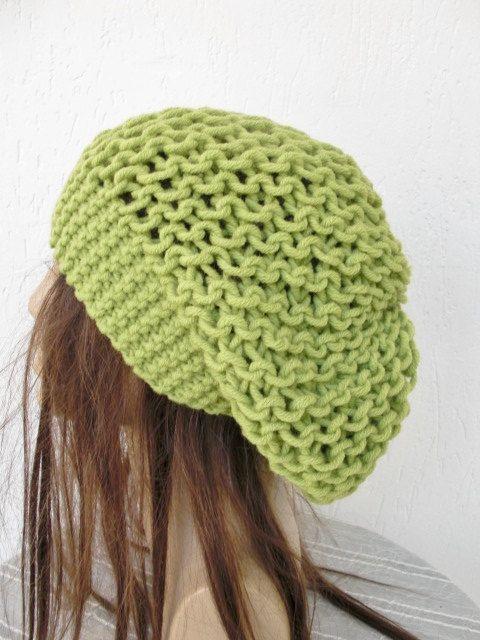 tricotin hat