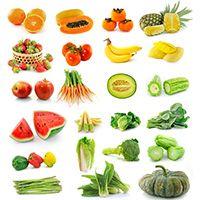 vitamin a beta carotene foods