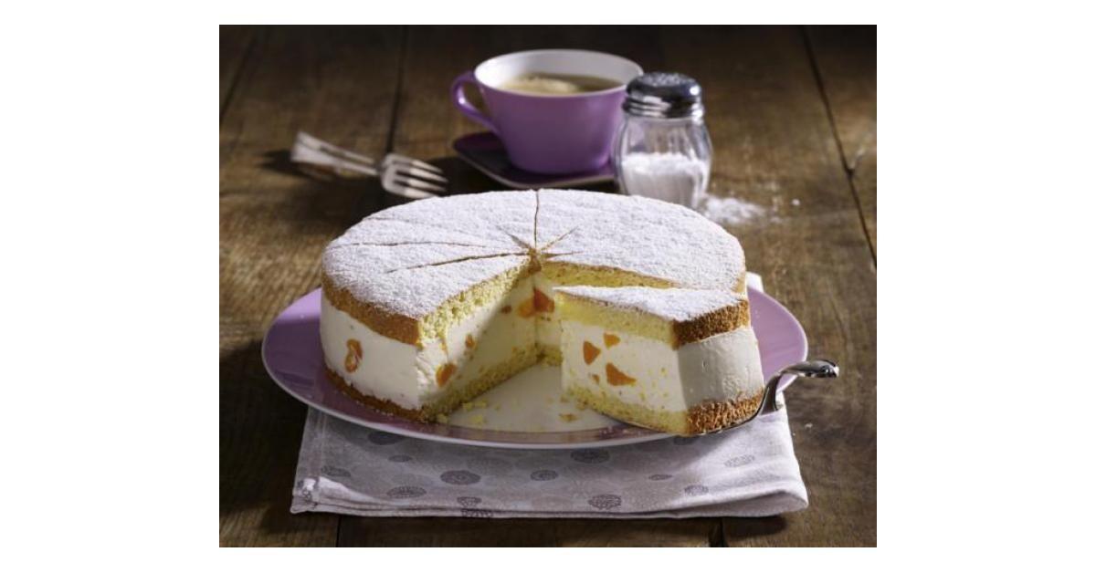 käsesahnetorte mit mandarinen  rezept  käse sahne torte