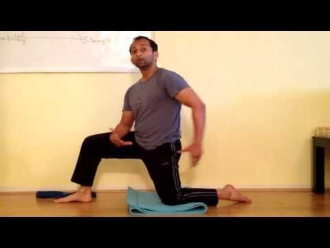 Runners Open Up Your Hips By Stretching Your Hip Flexors  https://www.facebook.com/TridoshaWellness  http://www.tridoshawellness.com/