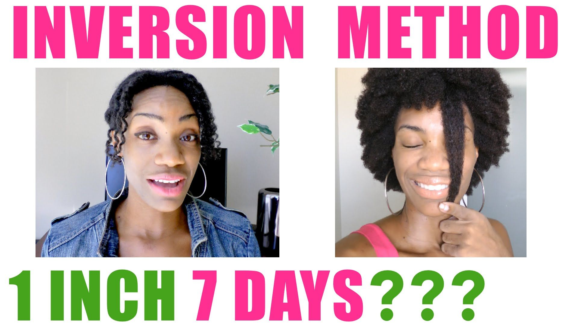 The truth about the inversion method for hair growth going