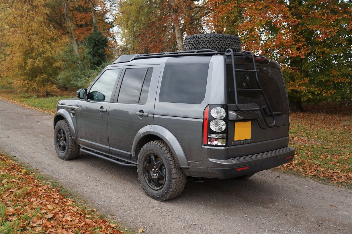 Land Rover Discovery 3 and 4 Roof Rack ProSpeed Rover