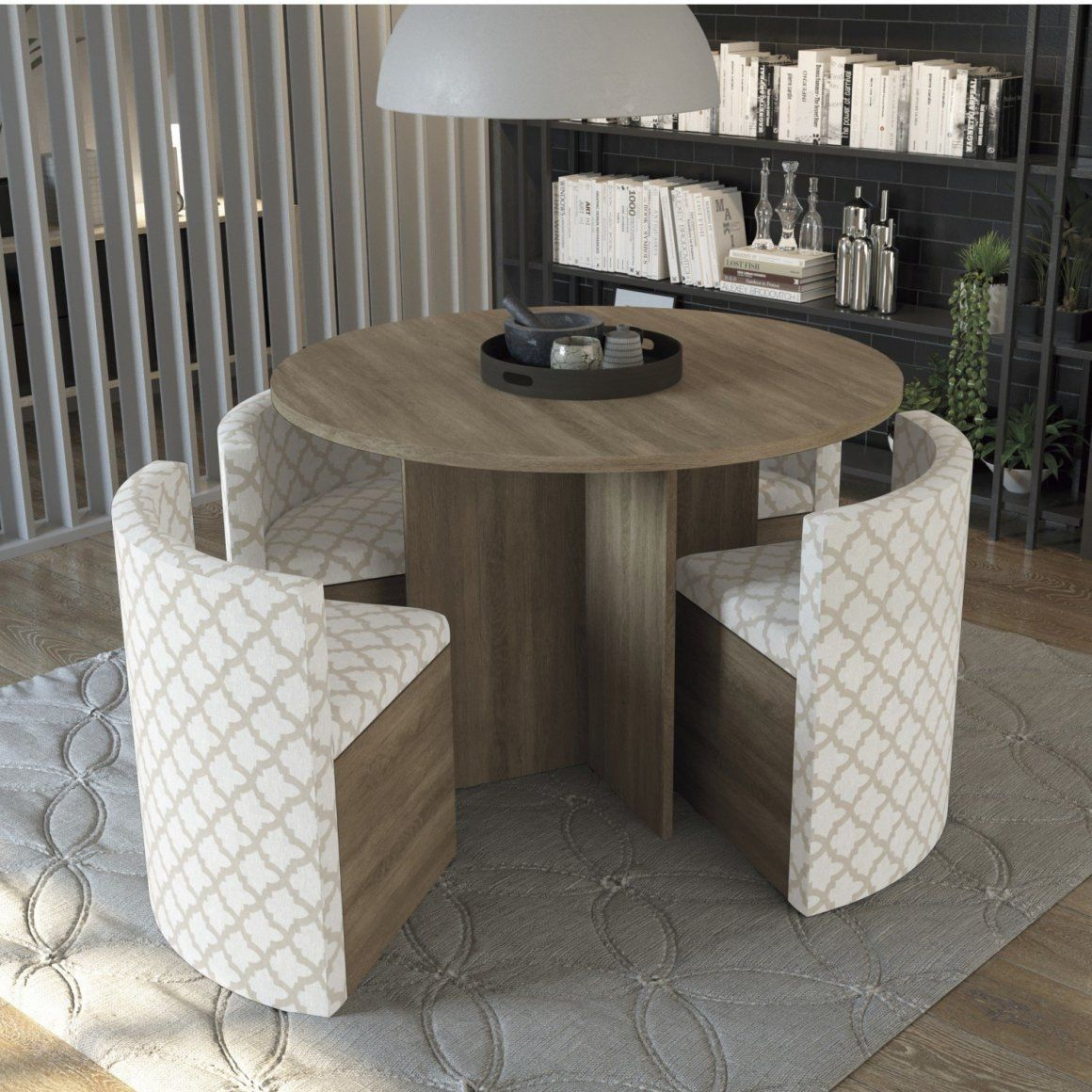 35 Super Smart Space Saving Table Designs For Every Small Space Engineering Discoveries In 2021 Space Saving Table Table Design Table Decor Living Room [ 1160 x 1160 Pixel ]