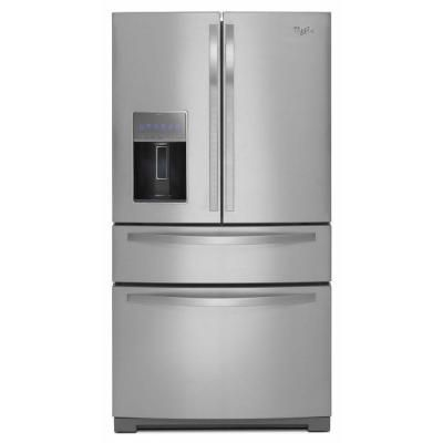 French Door Refrigerator W Most Flexible Storage Stainless Steel Sears Outlet Up To Off Refrigerators At Offer For Short Time