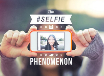 The #Selfie Phenomenon [INFOGRAPHIC]