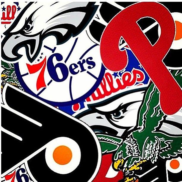 Flyers,Phillies,Eagles,Sixers, Sports Quotes Philadelphia