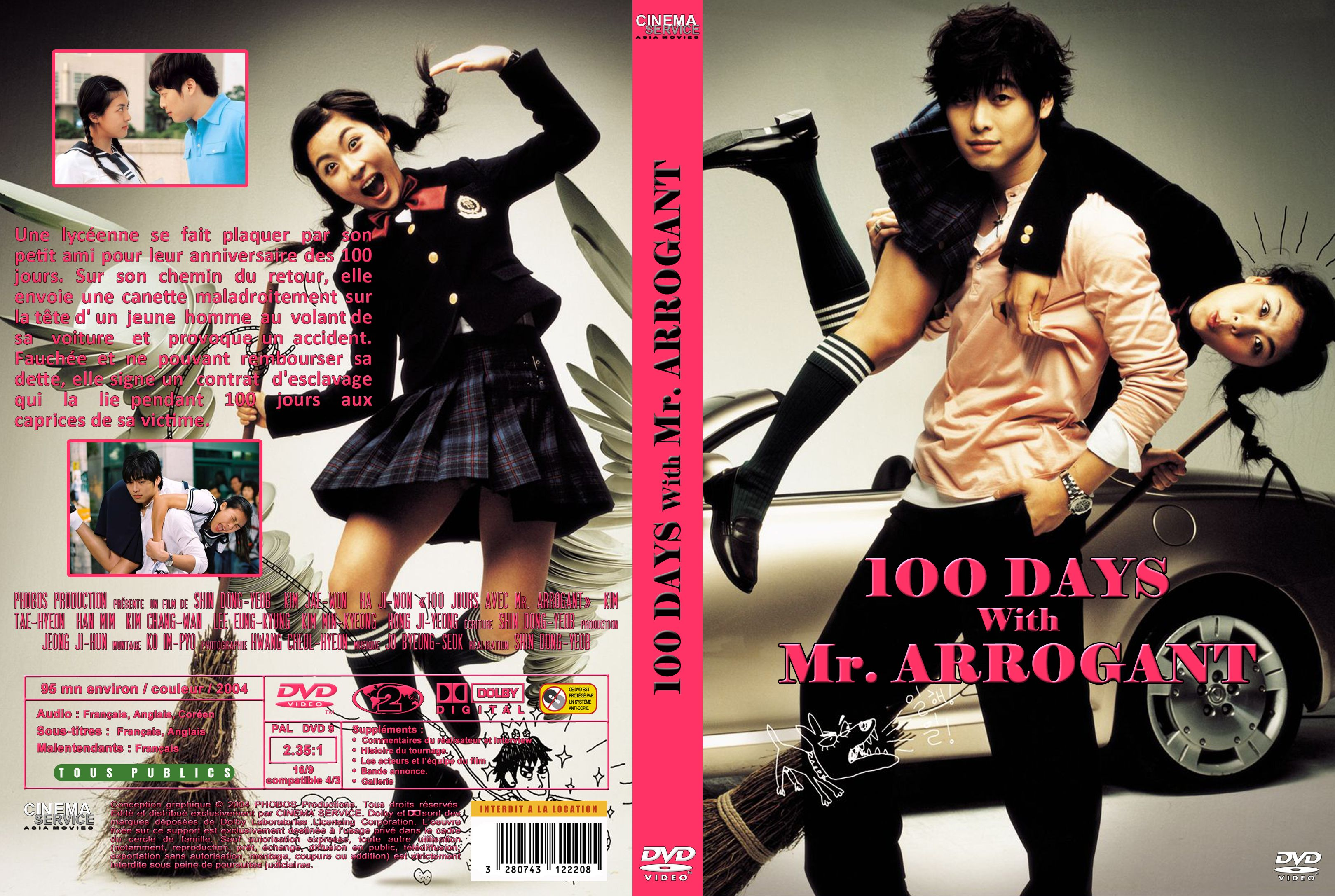 100 Days With Mr. Arrogant [내 사랑 싸가지] Comédie, Romance | A ... 100 Days With Mr Arrogant Kiss