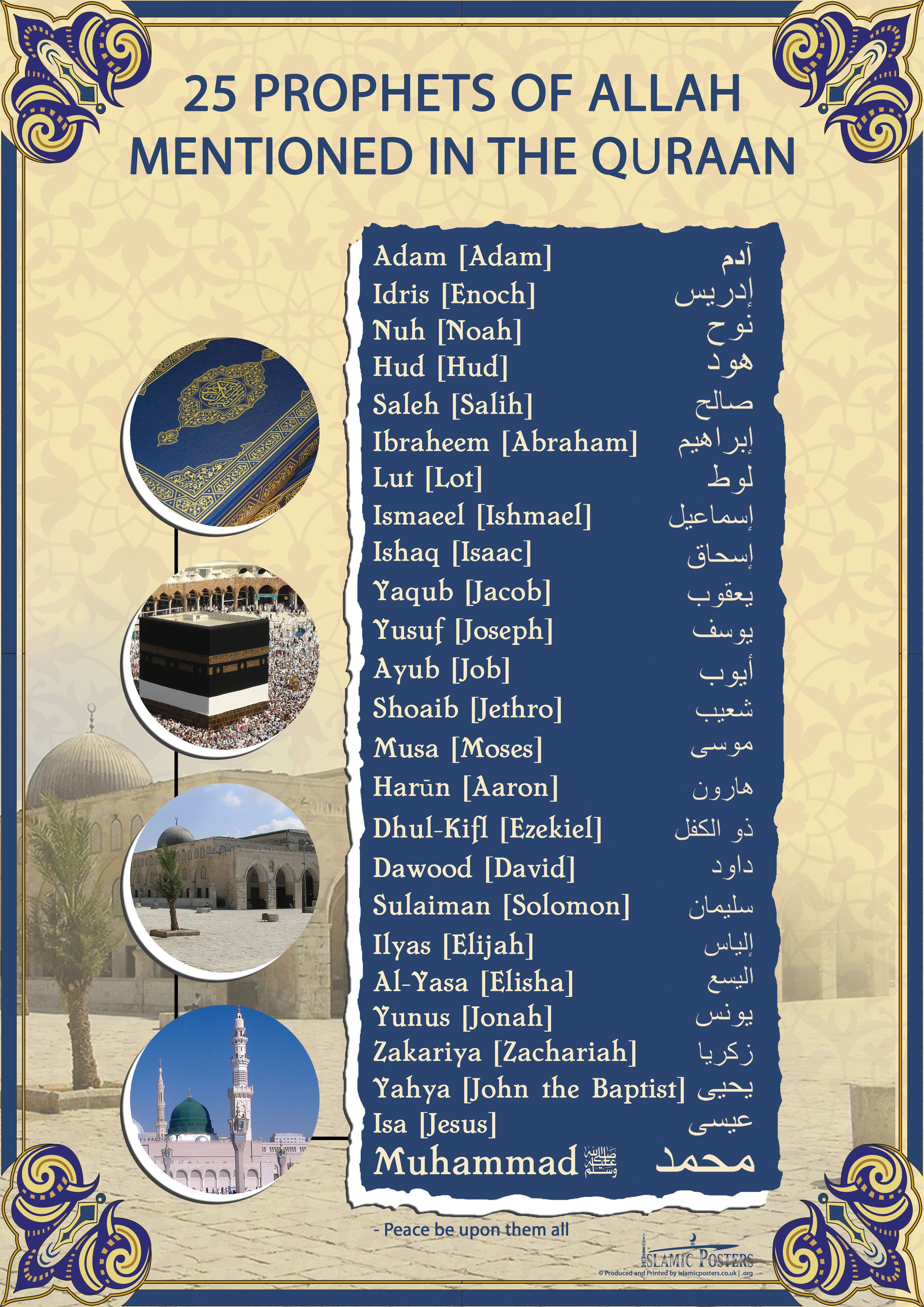 Download Islamic Posters Prayer Guidance Alcohol Music Drugs