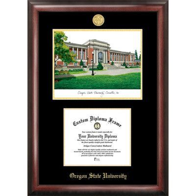 Campus Images NCAA Oregon State University Diploma Picture Frame