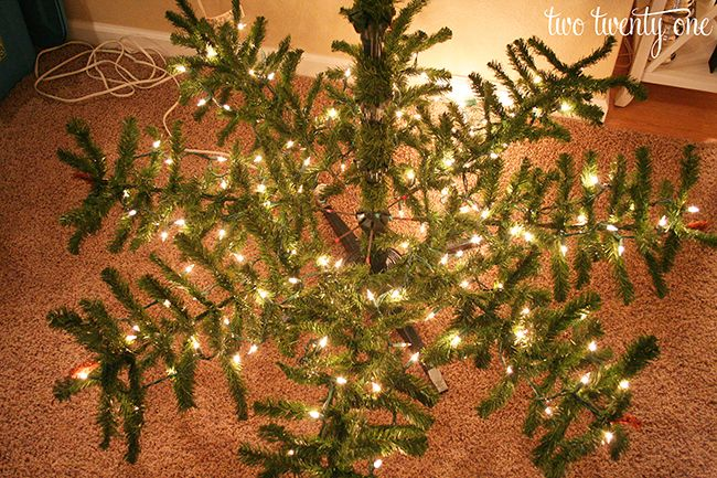 How To Put Lights On A Christmas Tree.How To Put Lights On A Christmas Tree Christmas Xmas