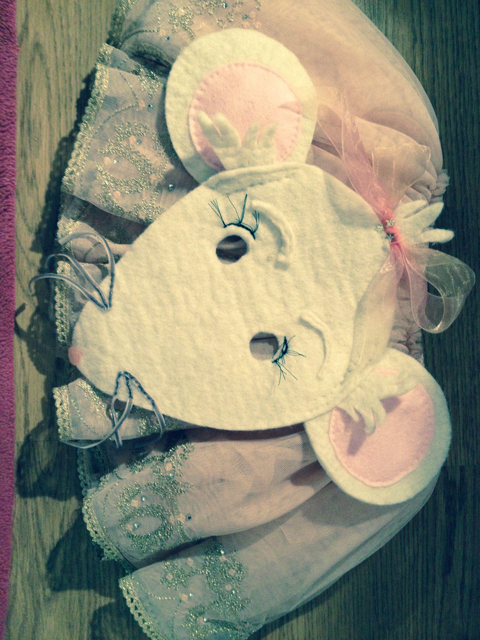 Angelina ballerina costume! | 4 my Babies | Pinterest