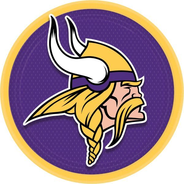 SET OF 2 MINNESOTA VIKINGS NFL CAN KADDY KOOZIES
