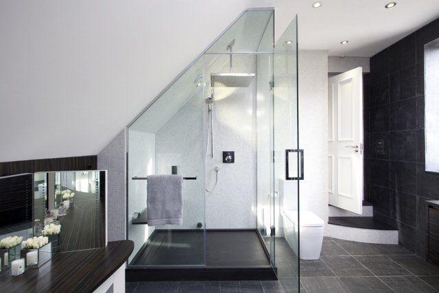 101 photos de salle de bains moderne qui vous inspireront Attic