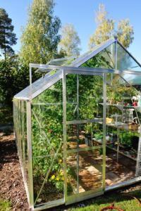 Cultiver des légumes sous serre | Jardinage de serre, Serre ...