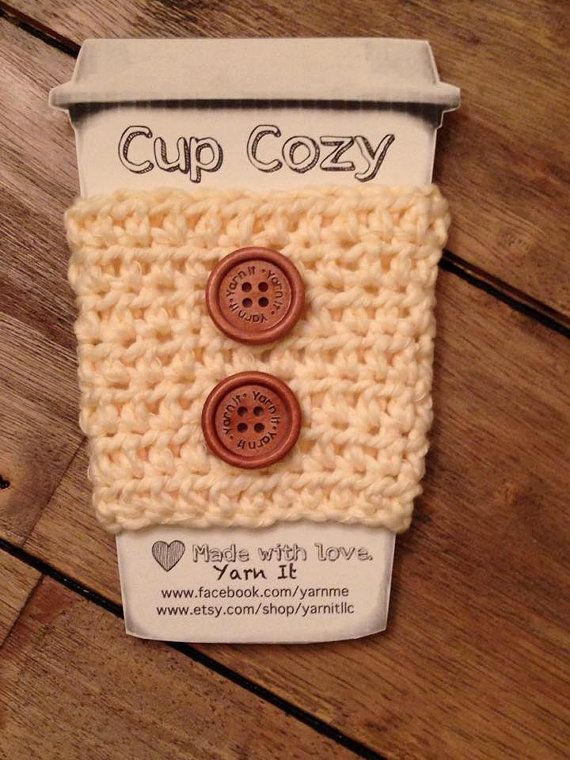 Love The Cozy Display Card Perfect For Craft Shows Crochet