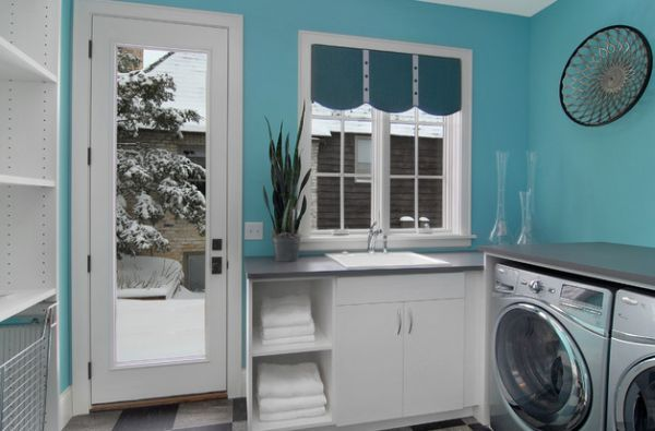 Waschküche einrichten - 33 Ideen für einen modernen ...