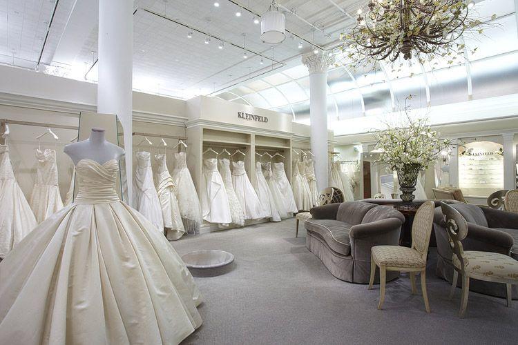 Kleinfeld, la boutique de robes de mariée