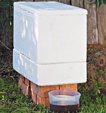 Build Your Own Worm Farm Better Homes And Gardens