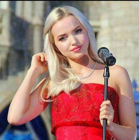 Disney Starsdisney Channel Starsgirl Celebritiesbabysittingeveryday Makeupdove Cameron Styleryan Mccartanadventurevan