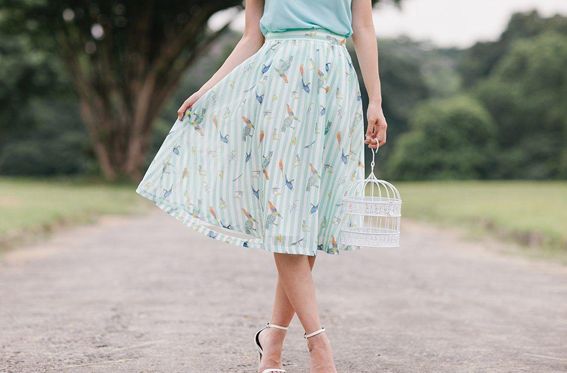 Spodnica Midi Midi Skirt Skirts Fashion
