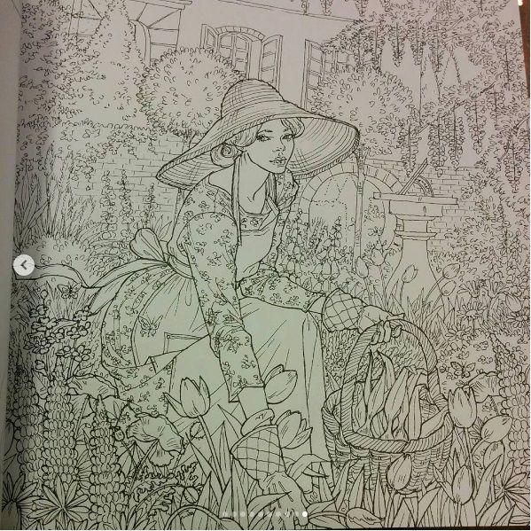 ACOTAR Coloring Book