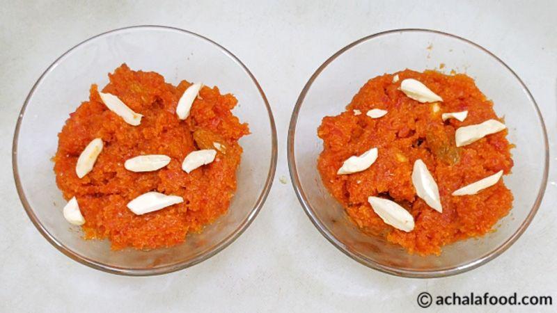 Carrot Halwa With Condensed Milk Gajar Ka Halwa With Milkmaid Recipe Gajar Ka Halwa Carrots Condensed Milk