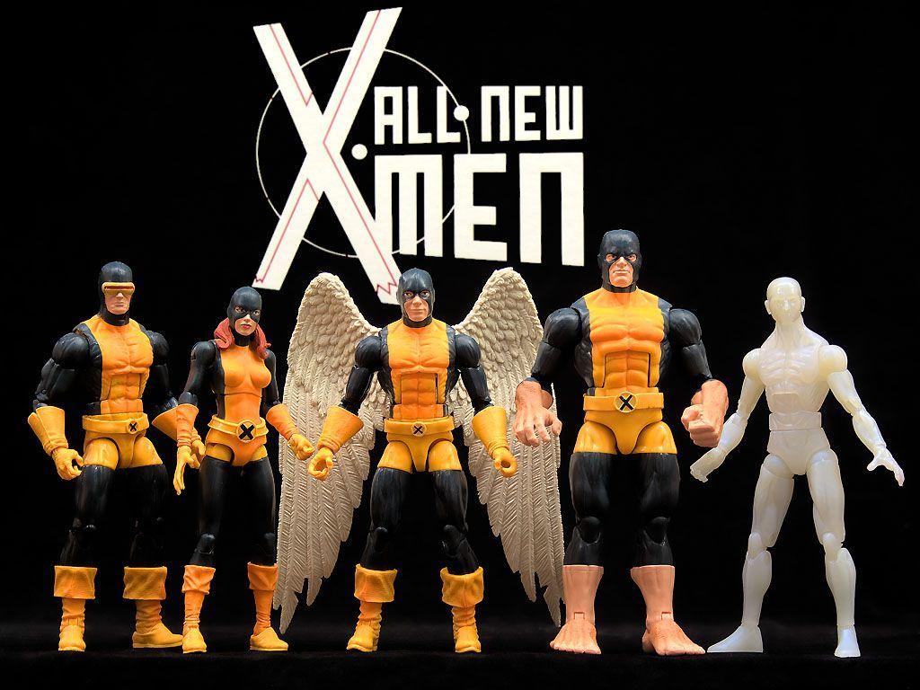 Marvel Legends Original X-Men