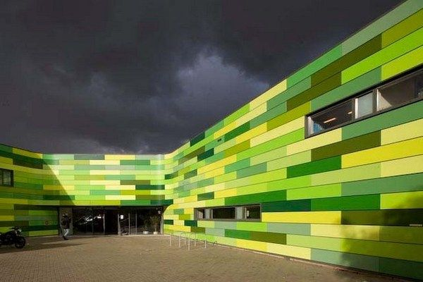 Animal Refuge Centre in Amsterdam