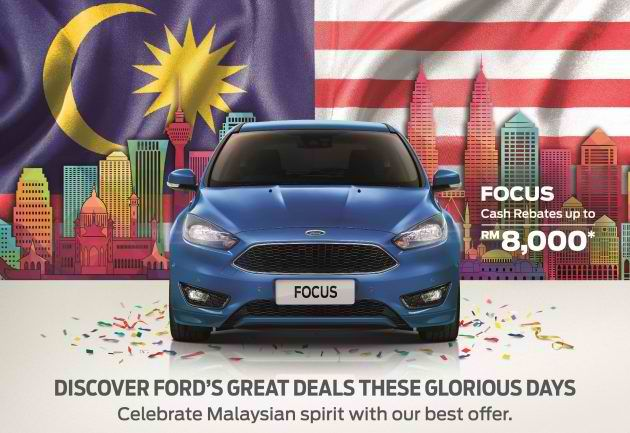 Ford National Day Promo In Malaysia National Day Day Ford