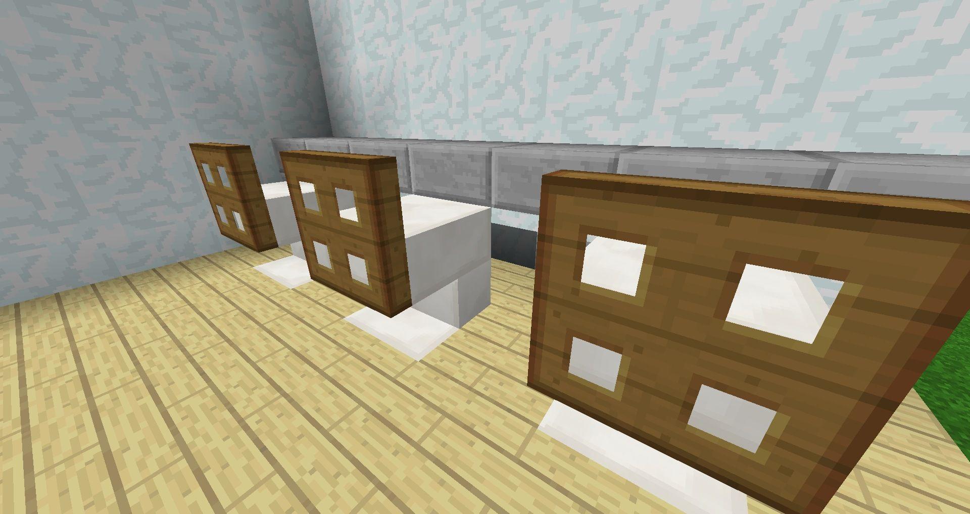 minecraft furniture fireplaces amazing minecraft builds
