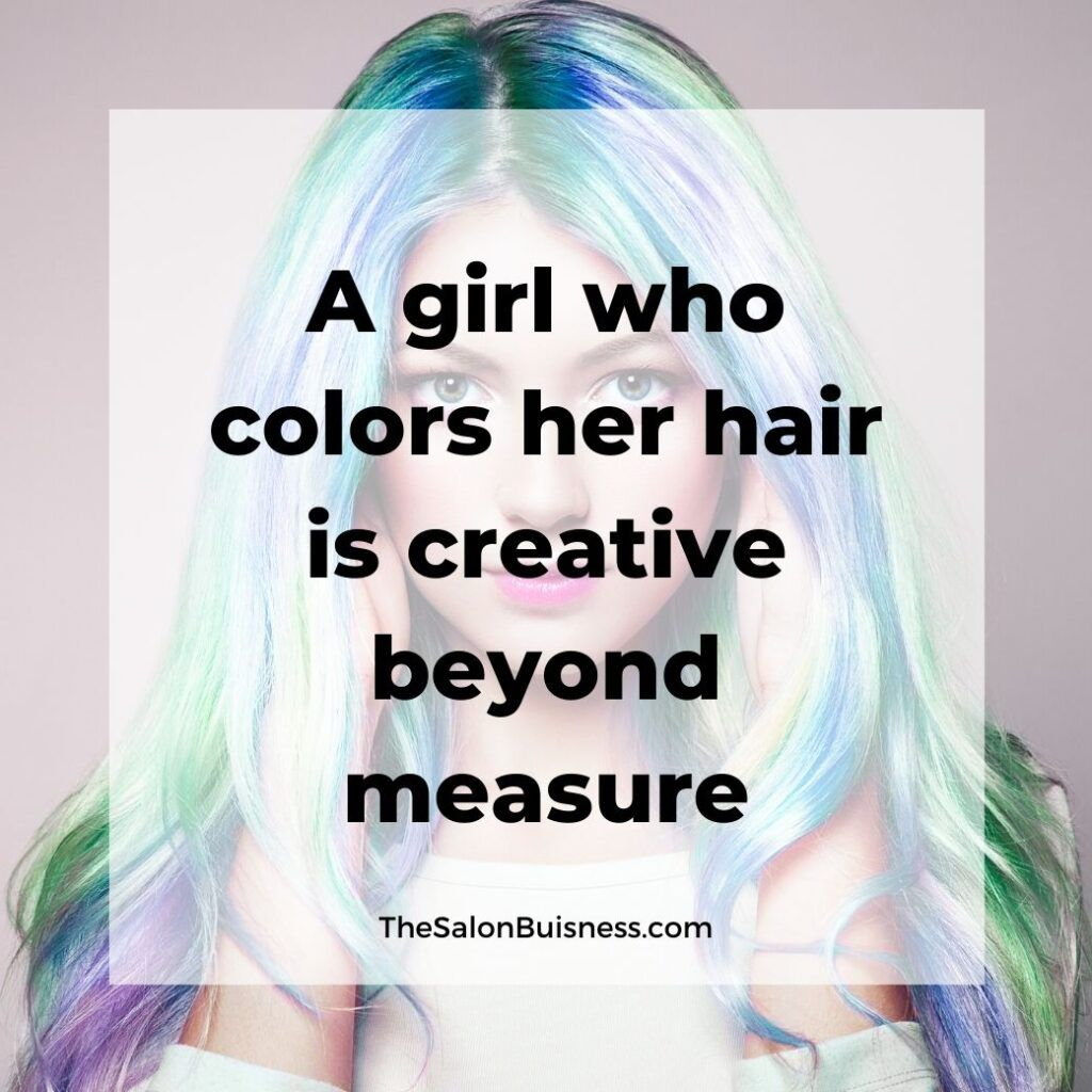 147 Best Hair Quotes Sayings For Instagram Captions Images