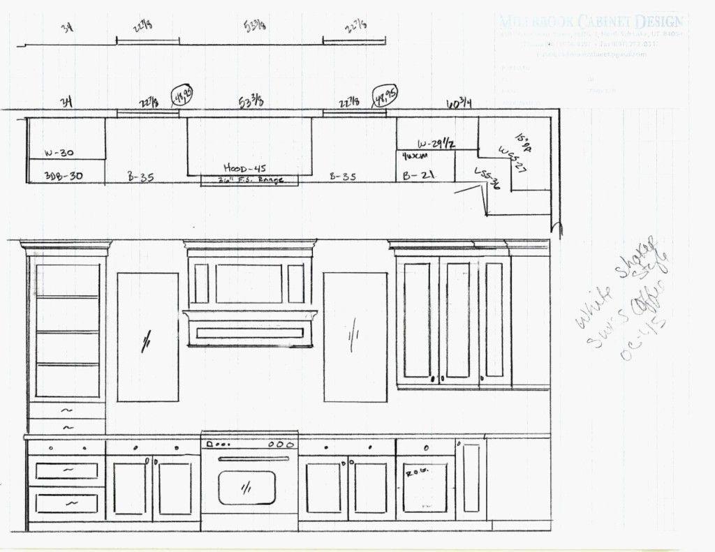 28 Schöne Unverzichtbaren Standard Abmessungen Für Küchenschränke