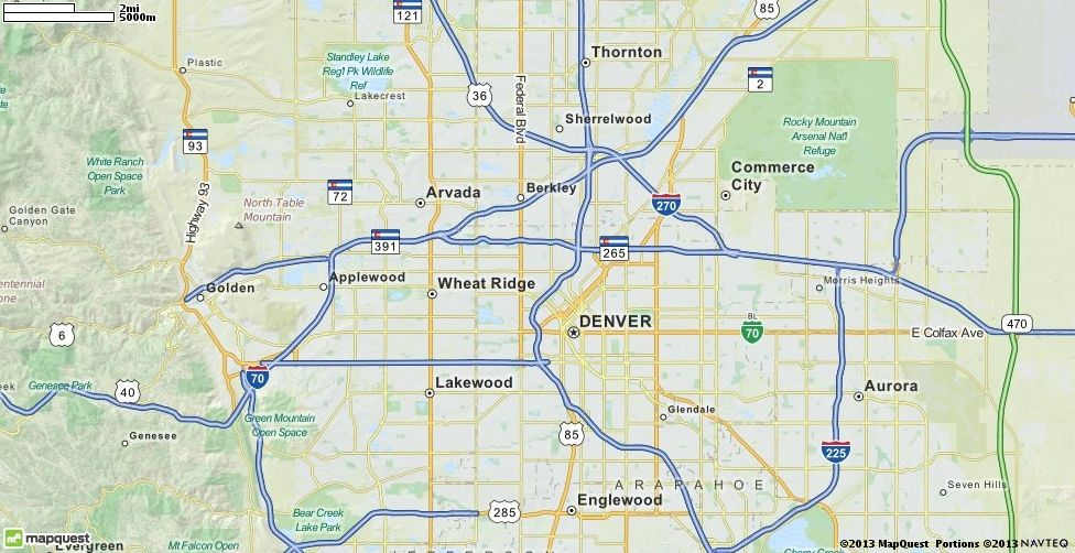 MapQuest Maps - Driving Directions - Map | DIY & Crafts that I love ...