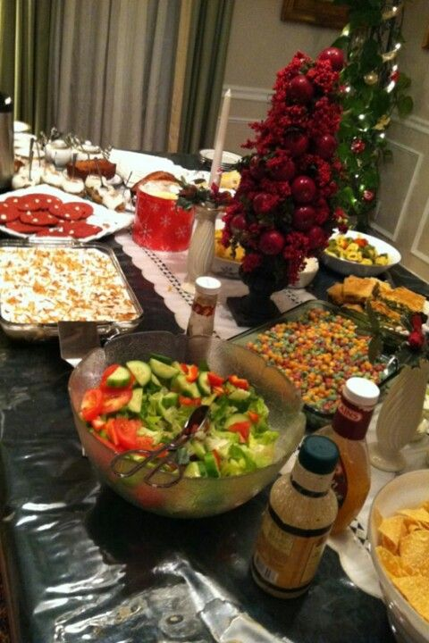 christmas eve snacks and appetizers - Christmas Eve Snacks