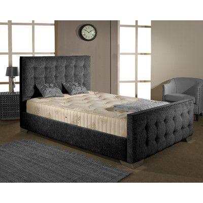deja upholstered bed frame wayfair uk