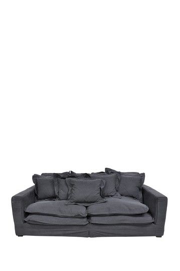 Mayfield Sofa   Rustic Charcoal By Natural Rustic Furniture On @HauteLook
