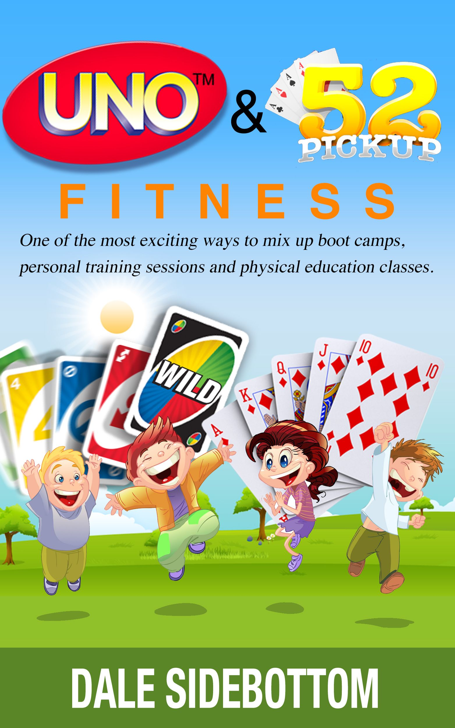 UNO+02 Physical fitness program, Workout games, Physical