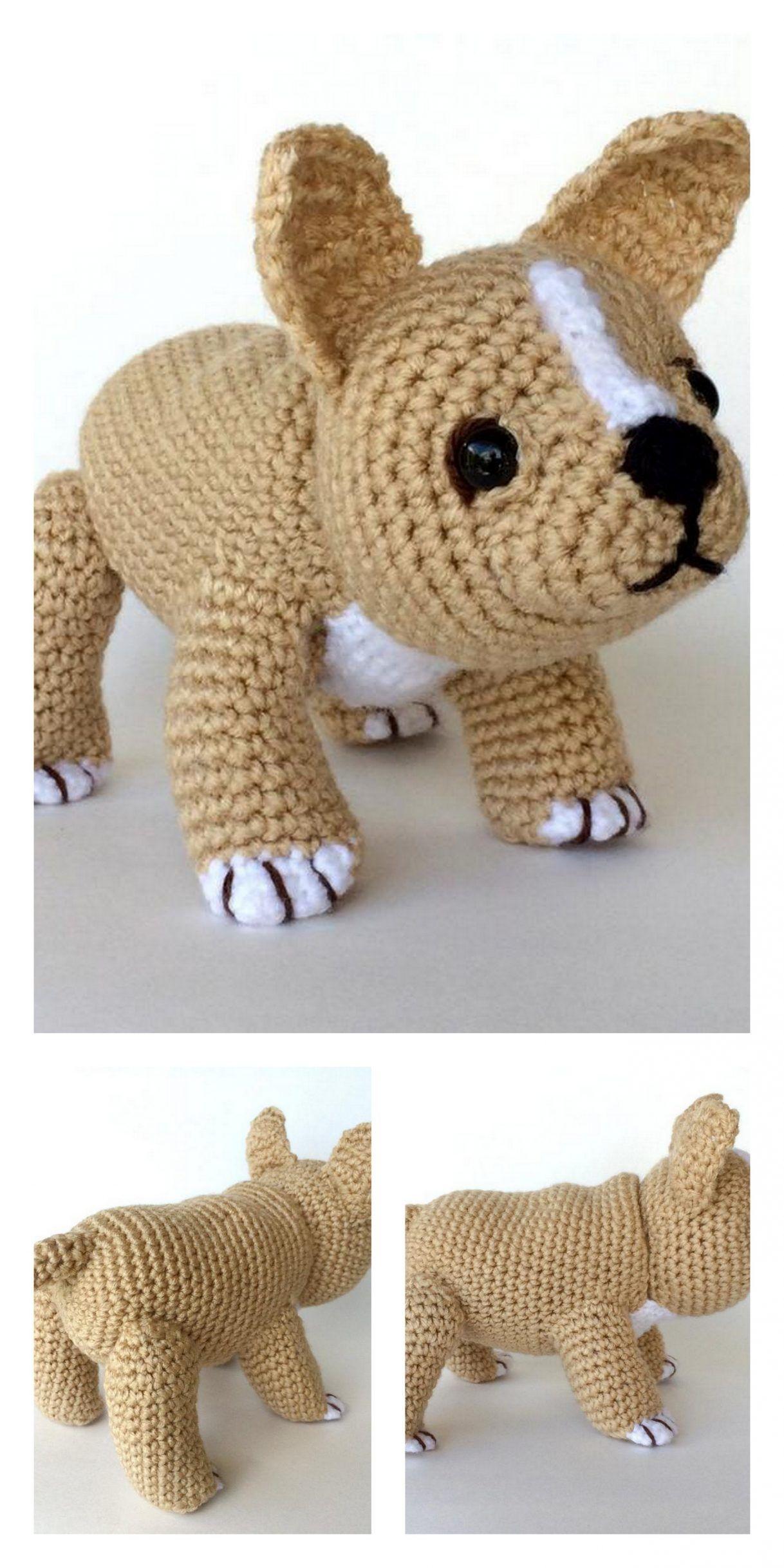 Corgi Dog Amigurumi - Free Crochet Pattern | Crochet patterns ... | 2436x1218