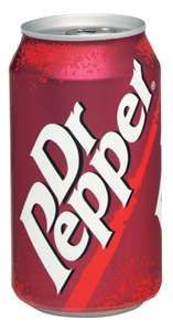 Getränke Pin Badge Dr Pepper